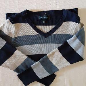 Karen scott sweater 100% cotton